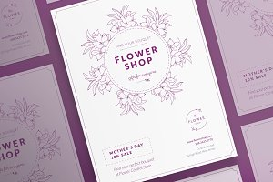 Posters | Flower Shop