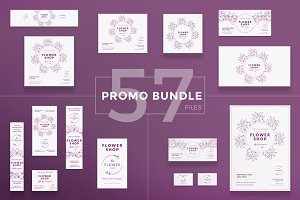 Promo Bundle | Flower Shop