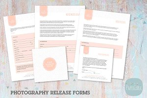 NG004 Photography Release Forms