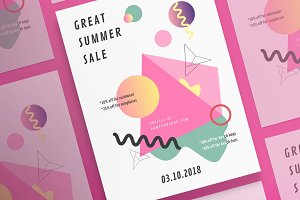Posters | Summer Shop