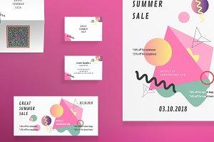 Print Pack | Summer Shop