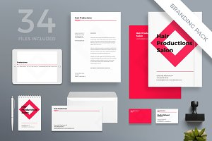 Branding Pack | Hair Salon