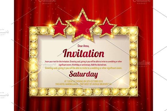 4 Invitation Card