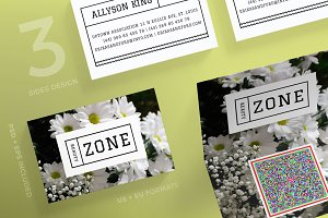 Business Cards | Beauty Zone