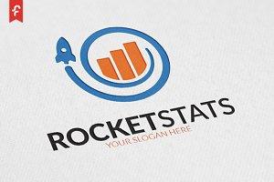Rocket Stats Logo