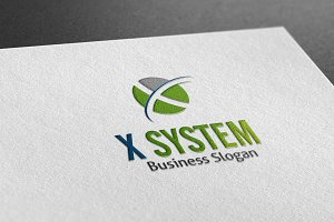 X System Logo