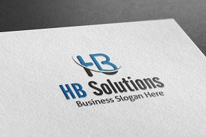 HB Solutions Logo