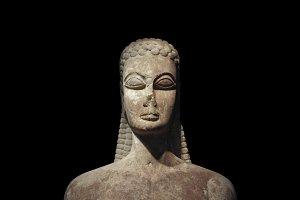 Kouros Of The Sacred Gate