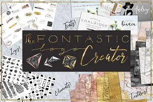 The Fontastic Logo Creator
