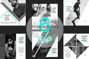 Posh Modern | PSD Templates