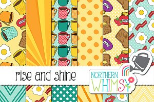 Breakfast Patterns: Rise and Shine
