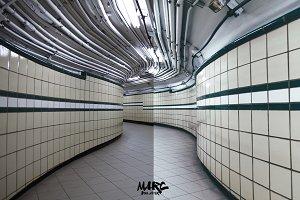 New York Subway Pre-set Lightroom
