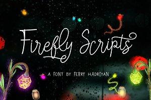 Firefly - Handletter Family
