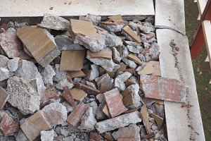 Demolition and refurbishment