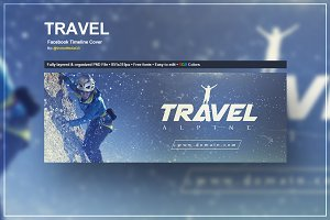 Travel - Facebook Timeline Cover