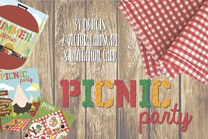 Summer Picnic set