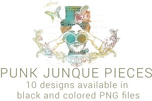 Punk Junque Kit