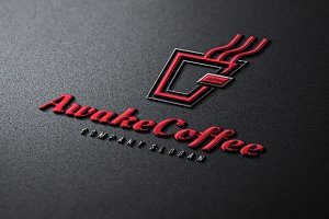 Awake Coffee Logo