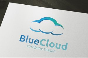 Blue Cloud logo