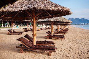 beach resort in Vietnam