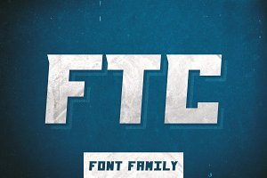 FTC Font Family
