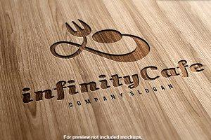 Infinity Cafe Logo