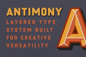 Antimony - Complete Family