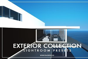 Exterior Collection LR Presets
