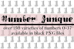 Number Junque