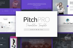 PitchPRO - Keynote Template