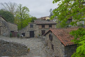 The village of potes