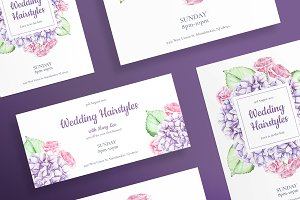 Flyers | Wedding Flowers