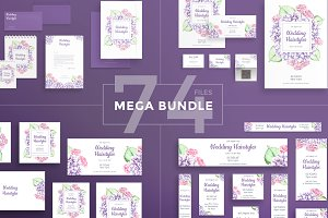 Mega Bundle | Wedding Flowers