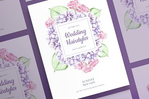 Posters | Wedding Flowers
