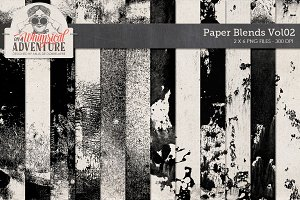 Paper Blends Vol02