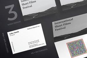 Business Cards | Film Festival