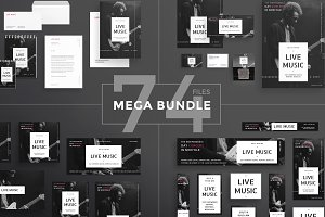 Mega Bundle | Live Music