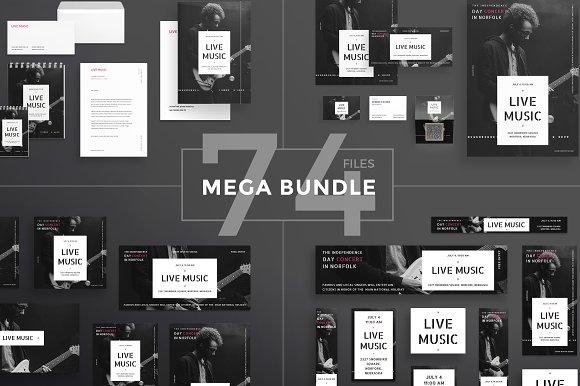 Mega Bundle | Live Music