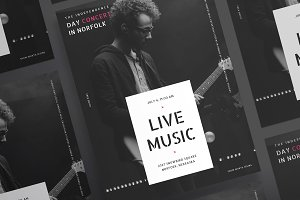 Posters | Live Music