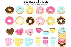 Doughnut Clipart