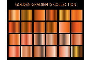 24 vector golden gradients