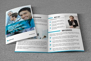Business Brochure Template-V728