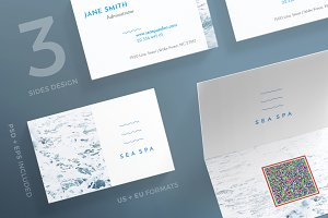 Business Cards | Spa Weekend