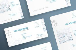 Flyers | Spa Weekend
