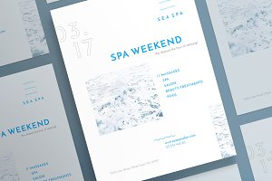 Posters | Spa Weekend