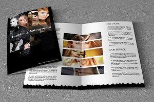 Photography Bifold Brochure -V729