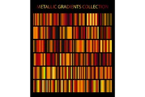 Metallic gradients collection