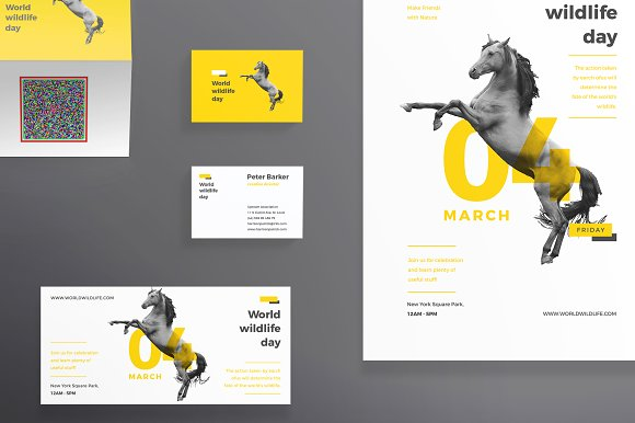 Print Pack | World Wildlife