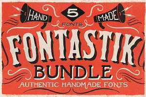 Fontastik Bundle