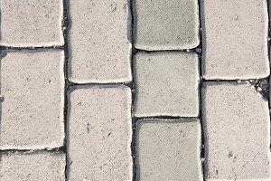 texture paving stone block
